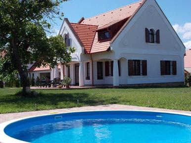 Holiday home 686921 for 17 persons in Nagyvazsony