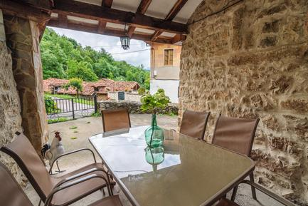 Maison de vacances 687125 pour 6 adultes + 1 enfant , San Martin de Teverga