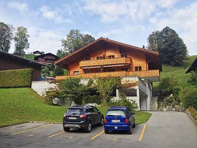 Semesterlägenhet 687199 för 2 personer i Grindelwald