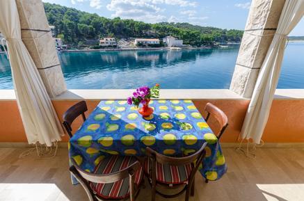 Appartement 688727 voor 4 personen in Povlja