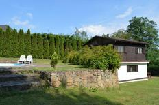 Holiday home 688913 for 5 adults + 1 child in Cervena nad Vltavou