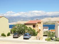 Holiday apartment 692803 for 4 persons in Pag