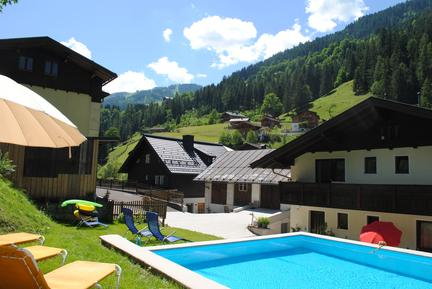Holiday apartment 695368 for 6 persons in Großarl