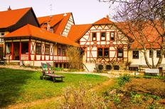 Holiday apartment 696364 for 2 adults + 2 children in Arnstadt