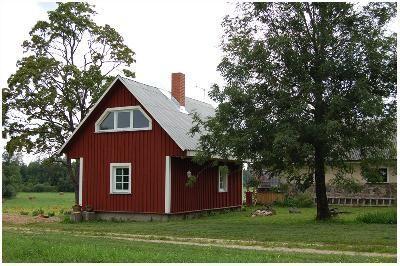 Casa de vacaciones 705080 para 2 adultos + 2 niños en Pärsti