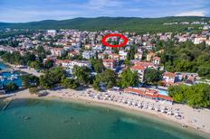 Holiday apartment 705598 for 4 persons in Crikvenica