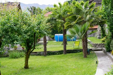 Holiday apartment 705728 for 4 persons in Domaso