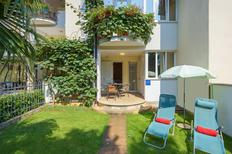 Holiday apartment 705852 for 2 adults + 2 children in Poreč
