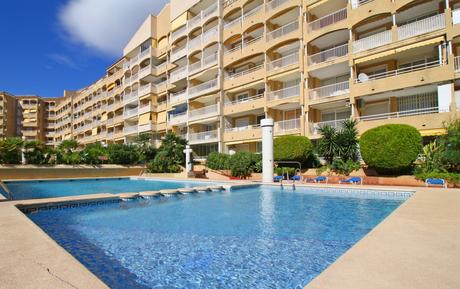 Holiday apartment 710320 for 3 persons in Calpe