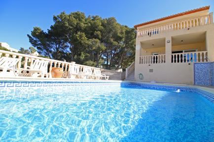 Holiday home 713941 for 9 persons in Calpe