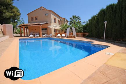 Holiday home 713942 for 11 persons in Calpe