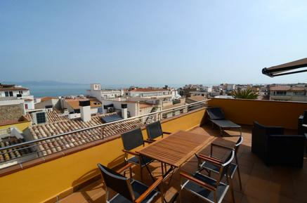 Appartement de vacances 714809 pour 6 personnes , l'Escala