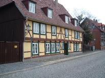 Holiday apartment 723022 for 3 persons in Wernigerode