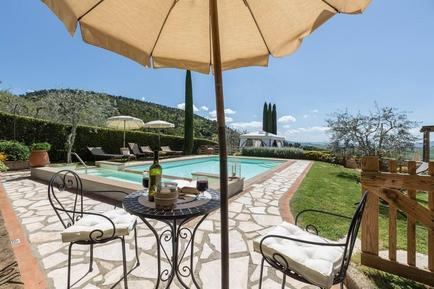Holiday home 723197 for 9 persons in Montaione