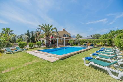 Villa 727410 per 10 persone in Pollença