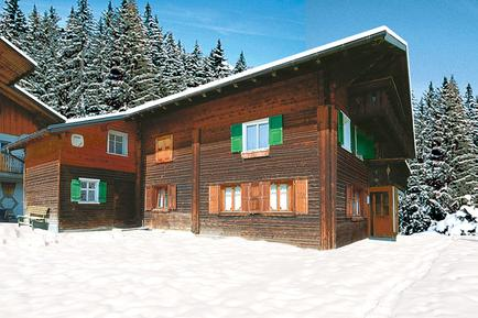 Holiday home 728656 for 12 persons in Silbertal