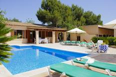 Holiday home 729010 for 10 persons in Cala Mondrago
