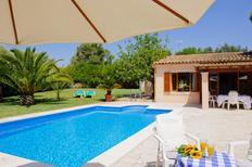 Villa 729010 per 10 persone in Cala Mondrago