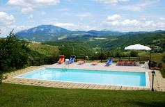 Holiday apartment 732662 for 2 persons in Apecchio