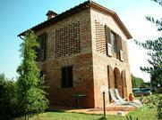 Gemütliches Ferienhaus : Region Asciano für 3 Personen