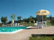 Für 5 Personen: Hübsches Apartment / Ferienwohnung in der Region Asciano