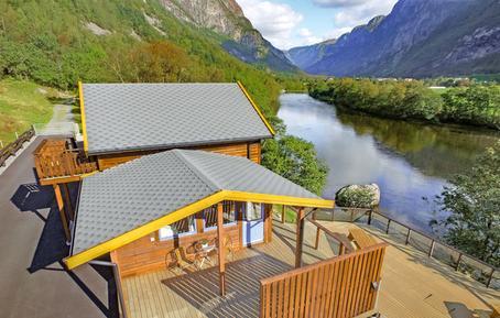 Appartement 742817 voor 6 personen in Frafjord