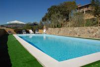 Gemütliches Ferienhaus : Region Chianciano Terme für 10 Personen