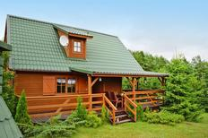 Holiday home 744584 for 4 adults + 2 children in Niesiolowice