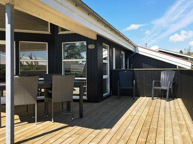Maison de vacances 745629 pour 6 personnes , Følle Strand