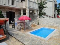 Appartement de vacances 749627 pour 7 personnes , Supetar