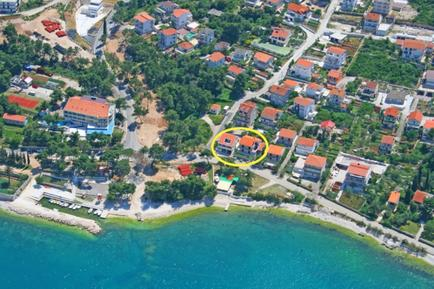 Holiday apartment 749809 for 5 persons in Mastrinka