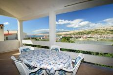 Holiday apartment 751026 for 5 persons in Pag