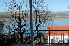 Appartement 753420 voor 4 personen in Trogir