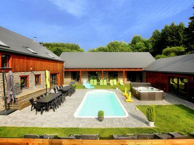 Ferienhaus 756479 für 15 Personen in Lamormenil