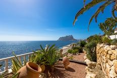 Holiday home 757574 for 6 persons in Calpe