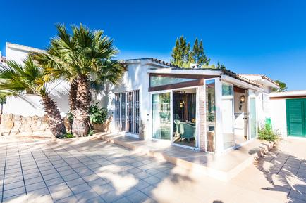 Holiday home 757576 for 4 persons in Benissa