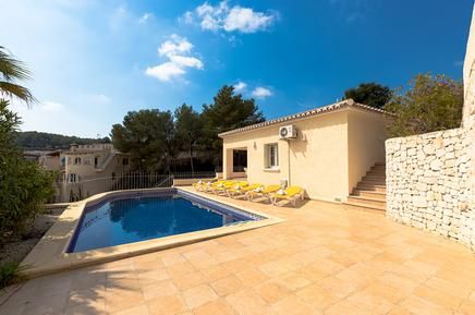 Holiday home 757621 for 6 persons in Benissa