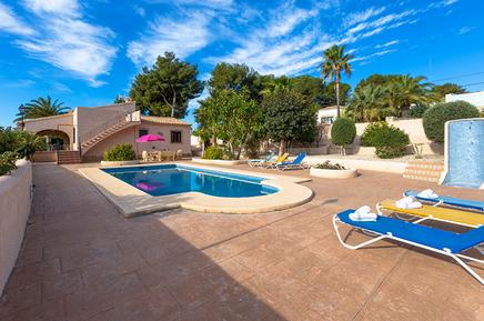 Holiday home 757626 for 8 persons in Moraira