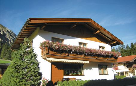 Holiday apartment 757677 for 4 persons in Gschnitz