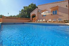 Holiday home 758461 for 7 persons in Calpe