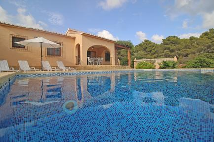 Holiday home 758465 for 7 persons in Calpe