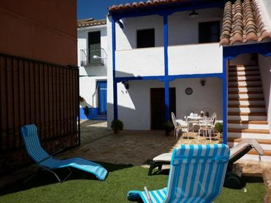 Holiday home 759259 for 6 adults + 2 children in Granátula de Calatrava