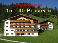 Holiday home 759844 for 40 persons in Wildschönau-Mühltal
