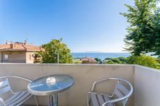 Appartement 760825 voor 5 personen in Rijeka