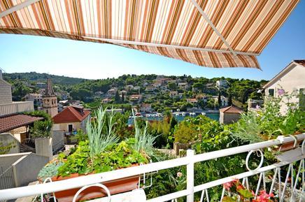 Rekreační byt 761521 pro 2 osoby v Splitska