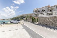 Holiday apartment 761952 for 6 persons in Pag