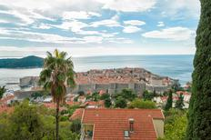 Holiday apartment 762686 for 4 persons in Dubrovnik