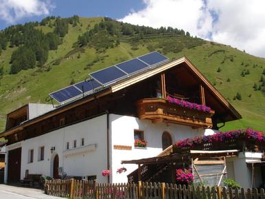 Holiday apartment 766255 for 4 persons in Sankt Jodok am Brenner