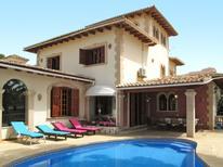 Villa 769447 per 11 persone in Cala Ratjada