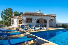 Holiday home 769557 for 6 persons in Jávea